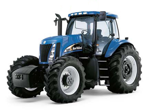 New Holland Tractors : New holland tractor